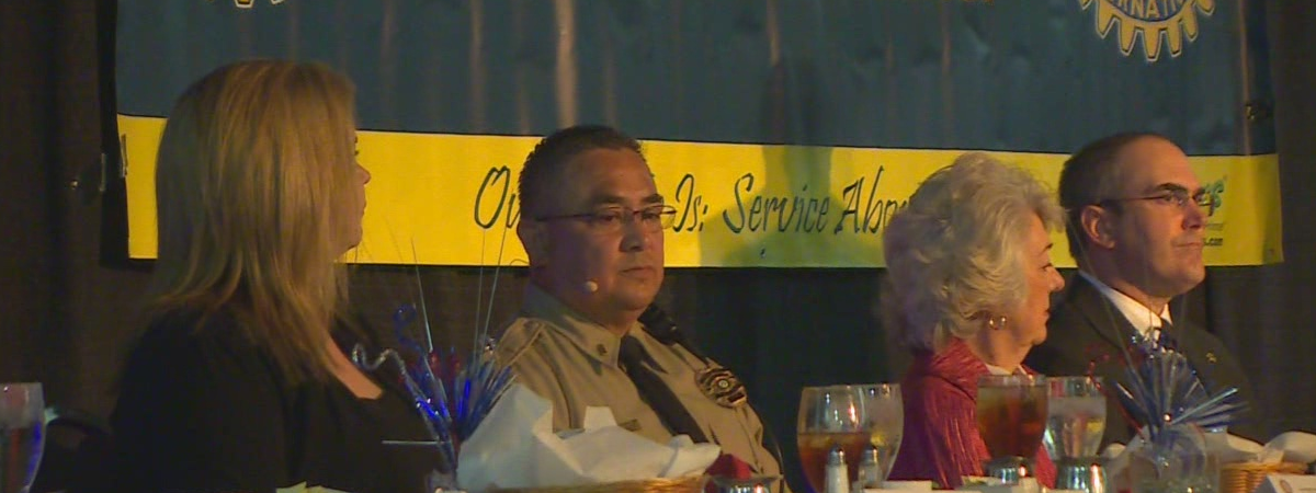 Law Enforcement Appreciation Dinner